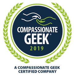 Compassionate Geek Certified Company