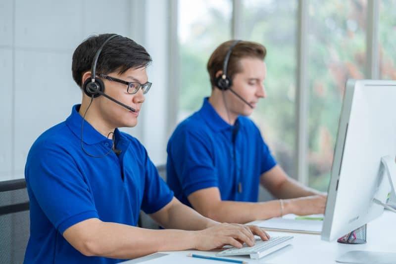 IT customer service course